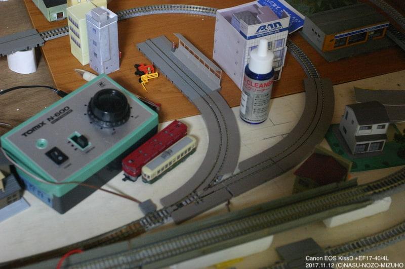 【押入レイアウト】トラム線をつくろう