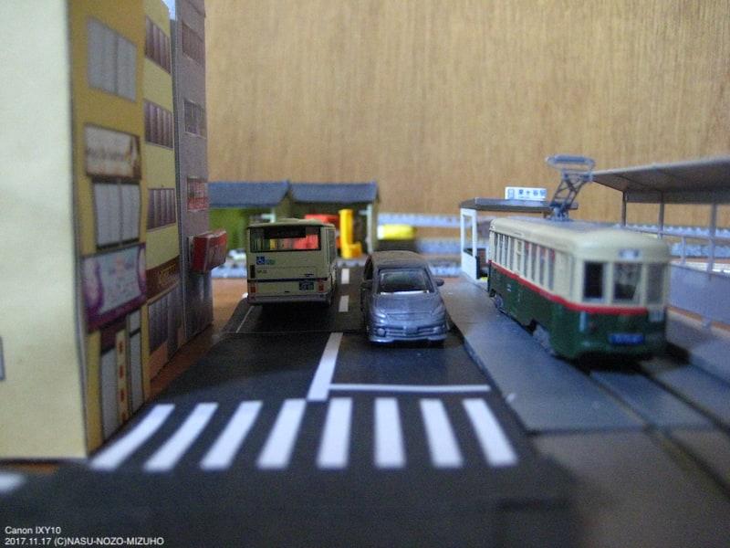 【押入レイアウト】トラム線をつくろう 続