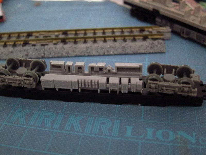 京阪700形を作る その2