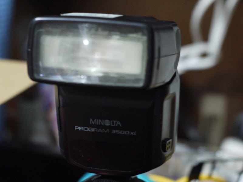 ミノルタ 3500xi